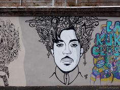 Bristol graffiti/street art