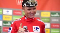 Chris Froome wins Vuelta: 'A friendly accountant off the bike, a cold-eyed winner on it' - BBC Sport