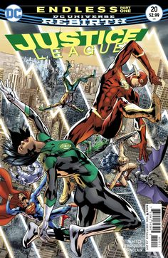 A blog about DC Comics featuring reviews, previews and articles from past and present.  From Batman to Superman and everything in between.