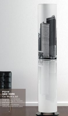 New York lamp! #contemporary #furniture #trendy #products I MUST HAVE THIS!!
