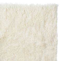 Flokati rug from serena & lily.  100% wool.  3.5' x 5.5', 5' x 7.5' or 8' x 10'.  $150-650.
