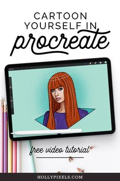 Ever wanted to easily cartoon yourself but have no drawing skills? I& show you how to cartoon yourself in Procreate in this easy tutorial. Digital Art Tutorial, Digital Painting Tutorials, Drawing Tutorials, Drawing Techniques, Cartoon Tutorial, Digital Art Beginner, Create Drawing, Drawing For Beginners, Ipad Art
