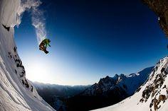 www.riseandshinegear.com Leuke wintersport locatie, nu alleen nog op snowboard les ;-) What A Wonderful World, Beautiful World, Beautiful Moments, Snowboarding Tips, Ski And Snowboard, Snowboarding Photography, Top Destinations, Extreme Sports, Outdoor Activities