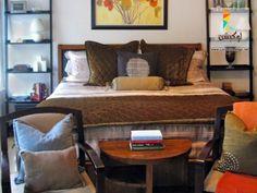احدث كتالوج صور غرف نوم صغيرة الحجم ب 50 فكرة لإستغلال ضيق المساحة - لوكشين ديزين . نت