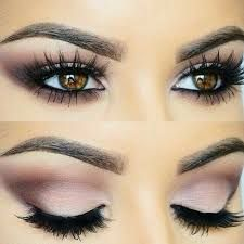 Image result for wedding makeup for brunettes with brown eyes