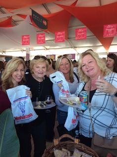 We had a blast at the South Beach Wine and Food Festival! For delicious recipe inspiration, click on the photo.