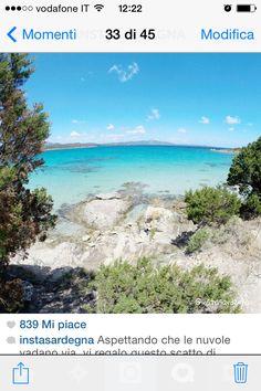 Sardinia  White sand
