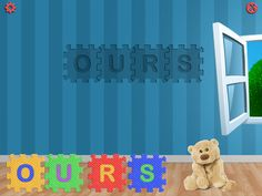Free app April 19th: Children are taught to identify letters by dragging and dropping colorful puzzle pieces together. Parents can select a language including English, German, French, Arabic or Spanish and challenge their kids to construct words using the puzzle pieces!