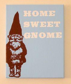 i heart gnomes