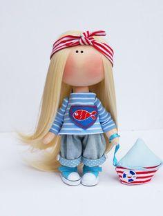 Авторские куклы и игрушки