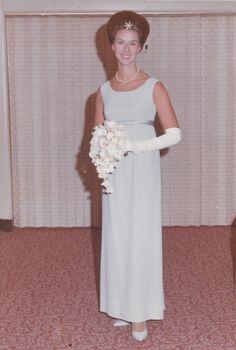 Always A Bridesmaid, Bridesmaids, Bridesmaid Dresses, 1960s Wedding Dresses, Vintage Weddings, Vintage Beauty, Vintage Images, Wedding Pictures, Photographs