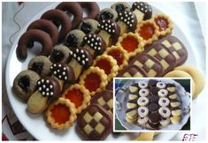 Christmas Cookies, Tiramisu, Waffles, Sweet Tooth, Food And Drink, Sweets, Drinks, Breakfast, Recipes