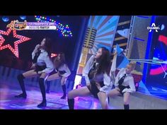 GFRIEND(여자친구) - FINGERTIP STAGE - YouTube
