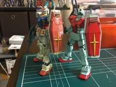 Gundam by Ramen Picking