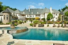 A Complete Renovation - traditional - pool - nashville - Gurley's Azalea Garden
