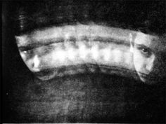Doubles: anton giulio bragaglia photo, head in movement, 1911. another analogue effect, long exposure?  stewart