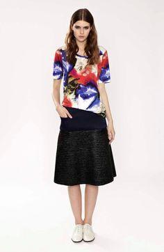 The Style Examiner: Teatum Jones Womenswear Autumn/Winter 2013