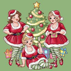 Ideas For Funny Wallpapers Beautiful Christmas Clipart, Noel Christmas, Christmas Printables, Christmas Pictures, Christmas Humor, Christmas Greetings, Princesa Pin Up, Cute Sketchbooks, Abraham And Sarah