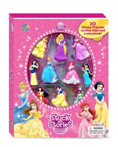 Another great find on Disney Princess Stuck on Stories Book & Figurine Set by Disney Princess Little Girl Toys, Baby Girl Toys, Toys For Girls, Disney Princess Stories, Disney Princess Room, Disney Princesses, Disney Up, Disney Toys, Disney Girls