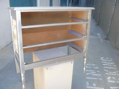 1000 Images About Diy Mirrored Furniture On Pinterest