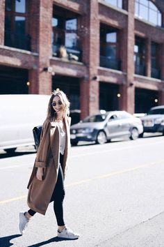 Time for Fashion » Street Style Inspiration: High Quality Casual Ideas