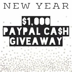 """""""Next go to ---->> @charminglylucy 🌎Open INTERNATIONALLY!🌍 • I've teamed up with some fabulous bloggers, shops & pages to give YOU an opportunity to win $1,000(USD) PayPal Ca$h! Just follow the easy steps below for your chance to win! • 1. FOLLOW @collectivelycandice and every other page in this loop 2. LIKE this photo 3. Next go to ----->> @charminglylucy 4. REPEAT the steps 1-3 in every pages photo until you get back to me to complete your entry!  5. BONUS: (this is optional) Tell us…"""