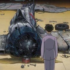 Here's the trailer for the animated film The Wind Rises by Hayao Miyazaki of Porco Rosso fame. Latest Movies, New Movies, Good Movies, Le Vent Se Leve, Grave Of The Fireflies, Wind Rises, Studio Ghibli Movies, Castle In The Sky, Howls Moving Castle