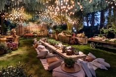 25 Outdoor Party Decorations That You Must Try - weddingtopia