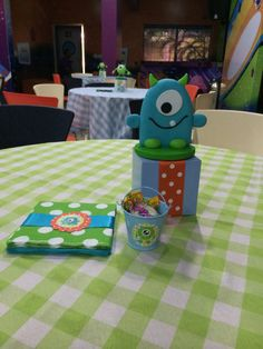 Fiesta baby monster bash