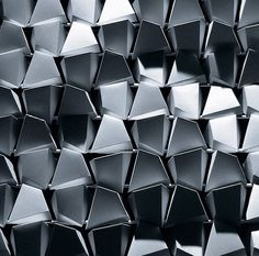 triangular kinetic wall - Google Search