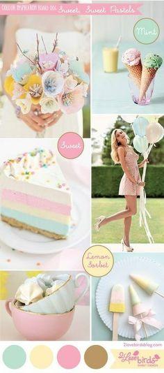 The Wedding Ideas 2020 Colour Pallette, Colour Schemes, Tie Dye Crafts, Bloom Baby, Different Shades Of Pink, Paint Samples, Colour Board, Pastel Colors, Soft Pastels