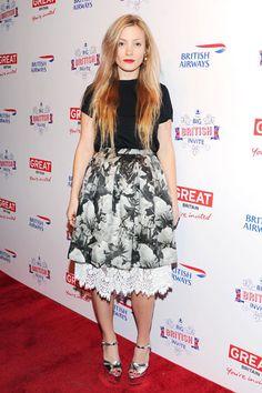 British Airways & VisitBritain celebrate the opening of The Big British Invite: Kate Foley