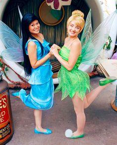 Tinkerbell And Friends, Disney Fairies, Disney Magic, Walt Disney, Tinkerbell Halloween Costume, Halloween Costumes, All Disney Characters, Peter Pan Costumes, Disney Pictures