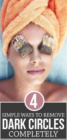 27 Best Home Remedies To Remove Dark Circles Under Eyes Permanently – Toned #ageless #comotirarolheiras #olheiras #olheira #blackcircles #bagsundereyes #eyebags