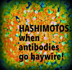 """""""""""watching"""" your Hashi's is akin to watching a dog chew off your leg. Allowing the attack to continue on your thyroid can not only last for years, but cause all sorts of problems along the way of its destruction, including adrenal fatigue and the autoimmune Celiac disease."""""""