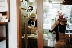 Tokyo: Tarui Bakery Kinfolk