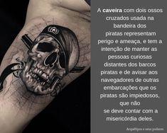 Caveira com dois ossos cruzados Facebook Sign Up, Tattoos, Tattoo Meanings, Tatuajes, Tattoo, Tattos, Tattoo Designs