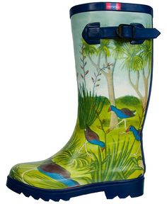 Gummies is the only brand of kiwiana inspired gumboots (or wellies) for women and children based in New Zealand.