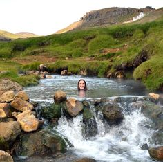 Bathe in a hot river in the beautiful Reykjadalur valley!