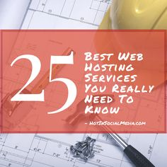 Here are 25 of the best web hosting services that are value for money, best performance and top notch in customer support.