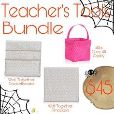 Teacher's Tools Bundle Www.mythirtyone.com/1735467