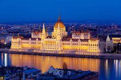Budapest - Guia de viajes y turismo Disfruta Budapest