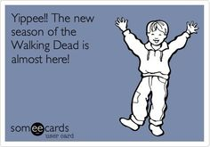The Walking Dead The Walking Dead 3, Facebook Status, Stuff And Thangs, Music Tv, E Cards, Funny Games, Someecards, Funny Posts, Favorite Tv Shows