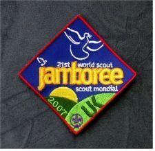 21st World Scout Jamboree UK