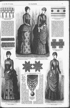 Gracieuse. Geïllustreerde Aglaja, 1884, aflevering 12, pagina 95