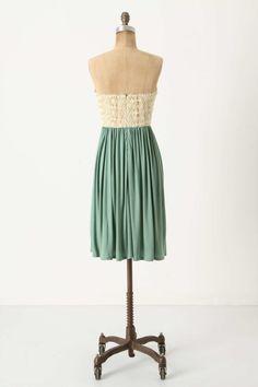Antropologie Dress want it!
