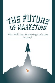 This Hubspot guide highlights some of the biggest marketing trends to encounter in the next few years, along with some tips for how to capitalize on them. Future Of Marketing, Content Marketing, Affiliate Marketing, Marketing Communications, Promote Your Business, Need To Know, How To Make Money, Ebooks, Social Media
