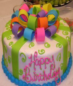 Beautifull Small Birthday Cakes - Cake Decorating Ideas