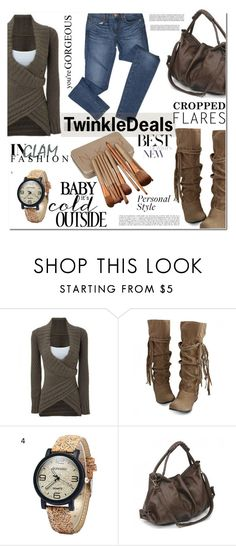 """Twinkledeals.com?lkid=23944"" by angel-a-m ❤ liked on Polyvore featuring J Brand, women's clothing, women's fashion, women, female, woman, misses and juniors"