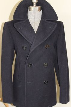 Dating vintage pea coats
